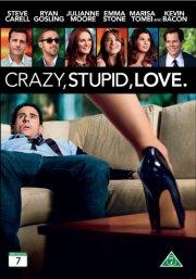 crazy stupid love - DVD