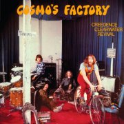 creedence clearwater revival - cosmo's factory - Vinyl / LP