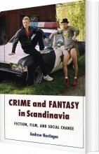 crime and fantasy in scandinavia - bog