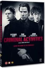 criminal activities - DVD