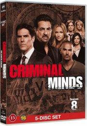 criminal minds - sæson 8 - DVD