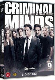 criminal minds - sæson 9 - DVD