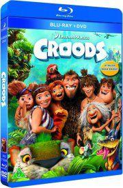croods  - blu-ray+dvd