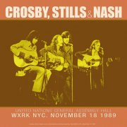 crosby - best of live at united nations general assembly hall wxrk nyc - 18 november 1989 - Vinyl / LP
