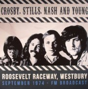 crosby - roosevelt raceway westbury - september 1974 fm broadcast - Vinyl / LP
