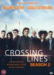 crossing lines - sæson 2 - DVD