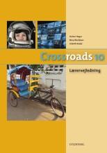 crossroads 10 lærervejledning - bog