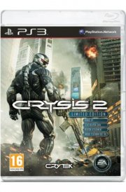crysis 2 limited edition - PS3