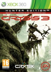 crysis 3 hunter edition - xbox 360