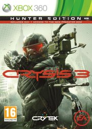 crysis 3 - limited hunter edition - dk - xbox 360