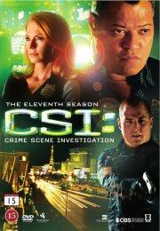 c.s.i. - sæson 11 - DVD