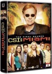 csi: miami - sæson 10 - DVD
