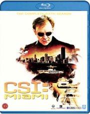 csi - miami - sæson 6 - Blu-Ray