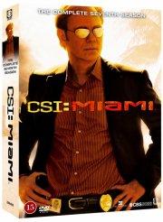 c.s.i. miami - sæson 7 - DVD