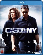 c.s.i. new york - sæson 5 - Blu-Ray