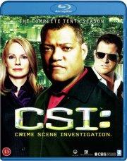 c.s.i. - sæson 10 - Blu-Ray