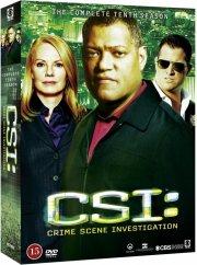 c.s.i. - sæson 10 - DVD