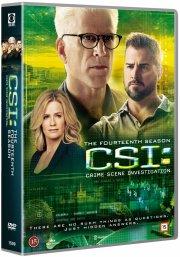 c.s.i - sæson 14 - DVD