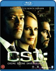 c.s.i. - sæson 9 - Blu-Ray