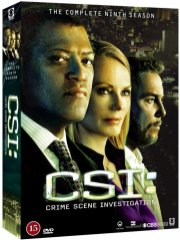 c.s.i. - sæson 9 - DVD