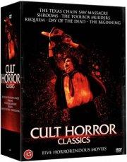 cult horror classics - DVD