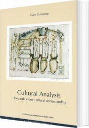 cultural analysis - bog