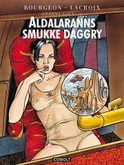 cyanns saga 6: adalaranns smukke daggry - Tegneserie