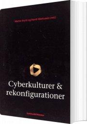 cyberkulturer & rekonfigurationer - bog