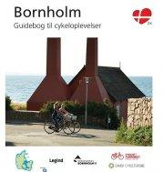 cykelguide bornholm - bog