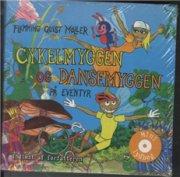 cykelmyggen og dansemyggen på eventyr - CD Lydbog