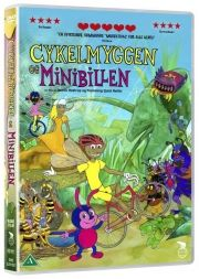 cykelmyggen og minibillen - DVD