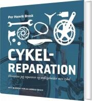 cykelreparation - bog