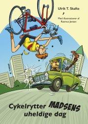 cykelrytter madsens uheldige dag - bog