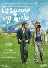 cézanne og zola - DVD