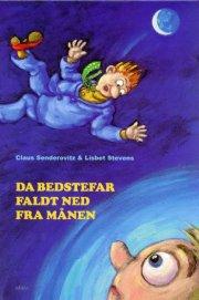 da bedstefar faldt ned fra månen - bog