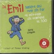 da emil hældte dej over sin far og snittede sin træmand nr. 100 - CD Lydbog