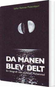 da månen blev delt - bog