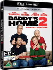 daddy's home 2 - 4k Ultra HD Blu-Ray