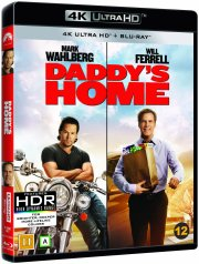 daddy's home - 4k Ultra HD Blu-Ray