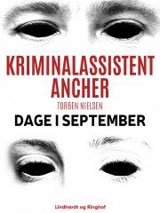 dage i september - bog