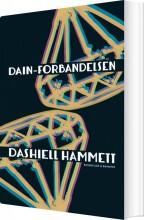 dain-forbandelsen - bog
