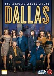 dallas (2012) - sæson 2 - DVD
