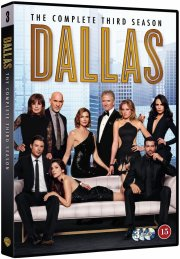 dallas - sæson 3 - DVD