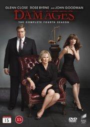 damages - sæson 4 - DVD
