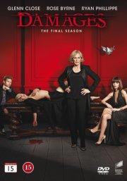 damages - sæson 5 - DVD