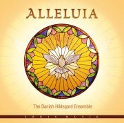 the danish hildegard ensemble - alleluia - cd