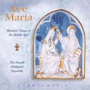 the danish hildegard ensemble - ave maria - cd