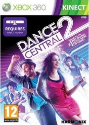 dance central 2 (kinect) - xbox 360