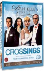 danielle steel: crossings - DVD