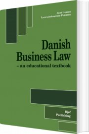danish business law - bog